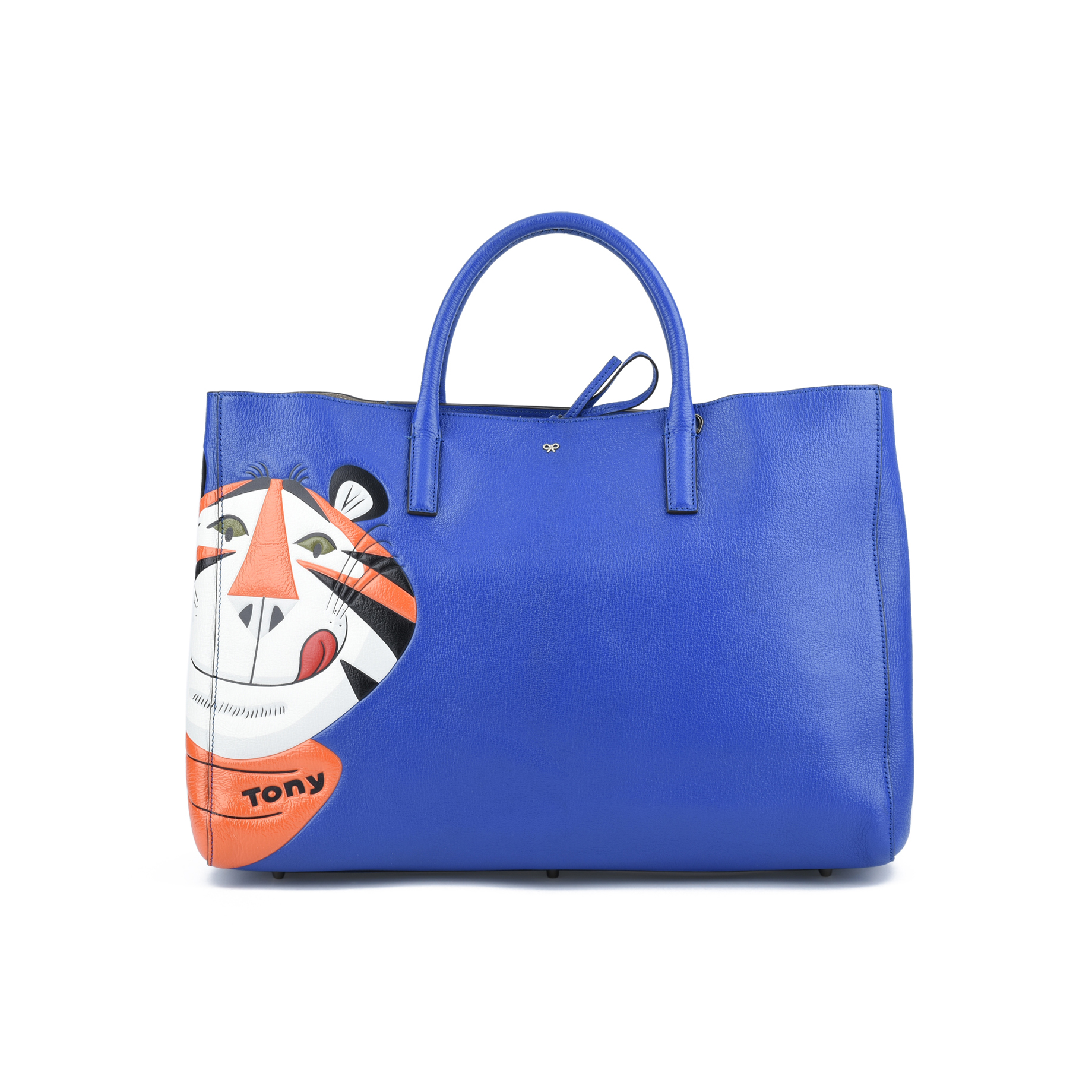 c9751a7703 Authentic Second Hand Anya Hindmarch Ebury Maxi Frosties Tote  (PSS-193-00110) - THE FIFTH COLLECTION