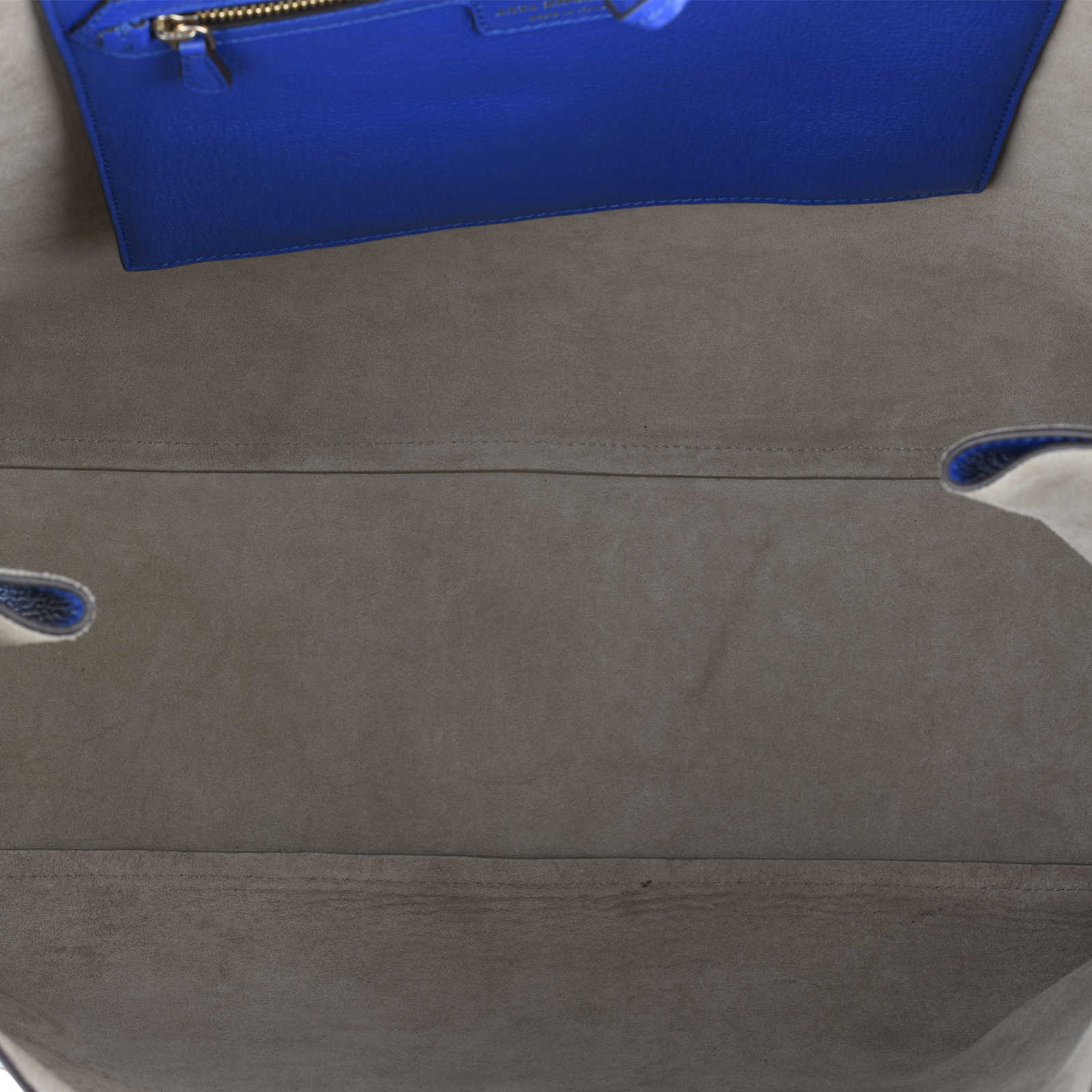 ab09b6e274de ... Authentic Second Hand Anya Hindmarch Ebury Maxi Frosties Tote  (PSS-193-00110) ...