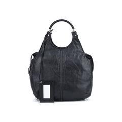 Circular Handle Bag