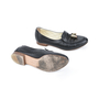 Authentic Second Hand Rupert Sanderson Missouri Leather Loafers with Bullet Tassels (PSS-420-00044) - Thumbnail 2