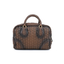 Authentic Second Hand Prada Nappa Chevron Handle Bag (PSS-420-00036) - Thumbnail 2