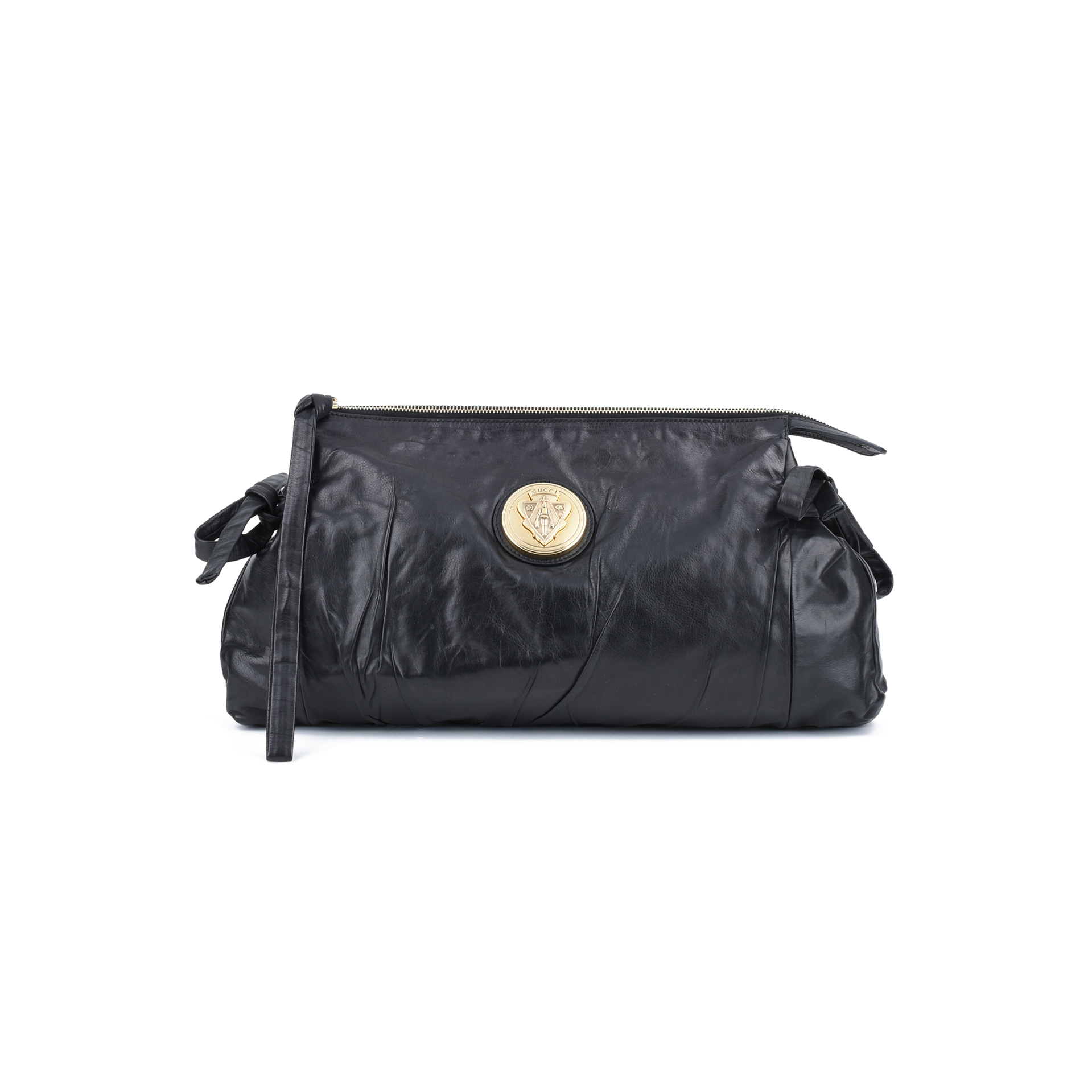 9cacdd290ed Authentic Second Hand Gucci Hysteria Clutch Bag (PSS-420-00011 ...