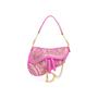 Christian Dior India Saddle Bag - Thumbnail 0