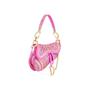 Christian Dior India Saddle Bag - Thumbnail 2