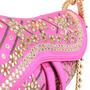 Christian Dior India Saddle Bag - Thumbnail 4