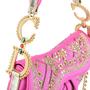 Christian Dior India Saddle Bag - Thumbnail 5