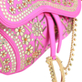 Christian Dior India Saddle Bag - Thumbnail 6