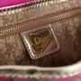 Christian Dior India Saddle Bag - Thumbnail 8
