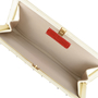 Authentic Second Hand Valentino Embellished Clutch (PSS-420-00037) - Thumbnail 4