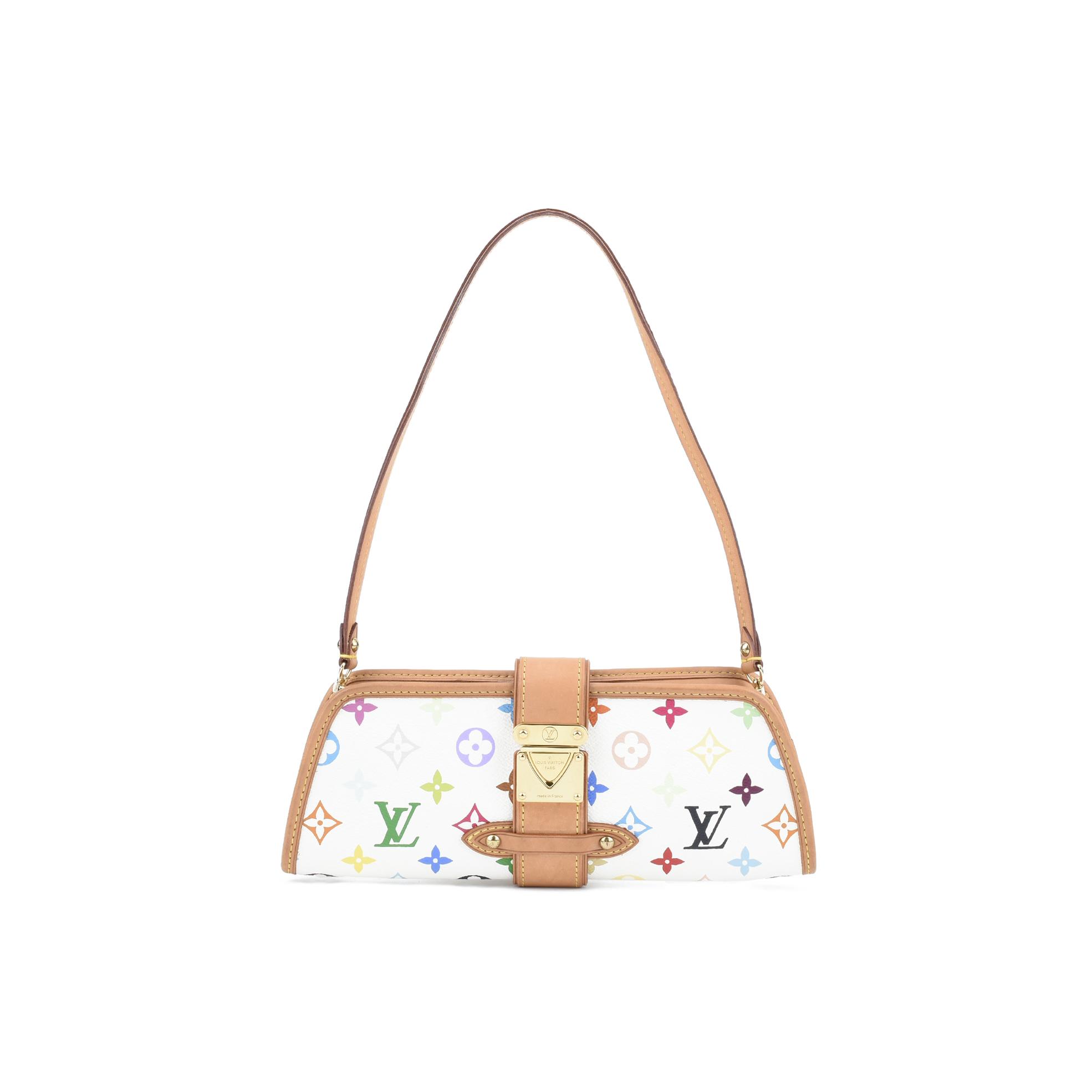 c0b0326fecef Authentic Second Hand Louis Vuitton Shirley Monogram Bag (PSS-420-00018)
