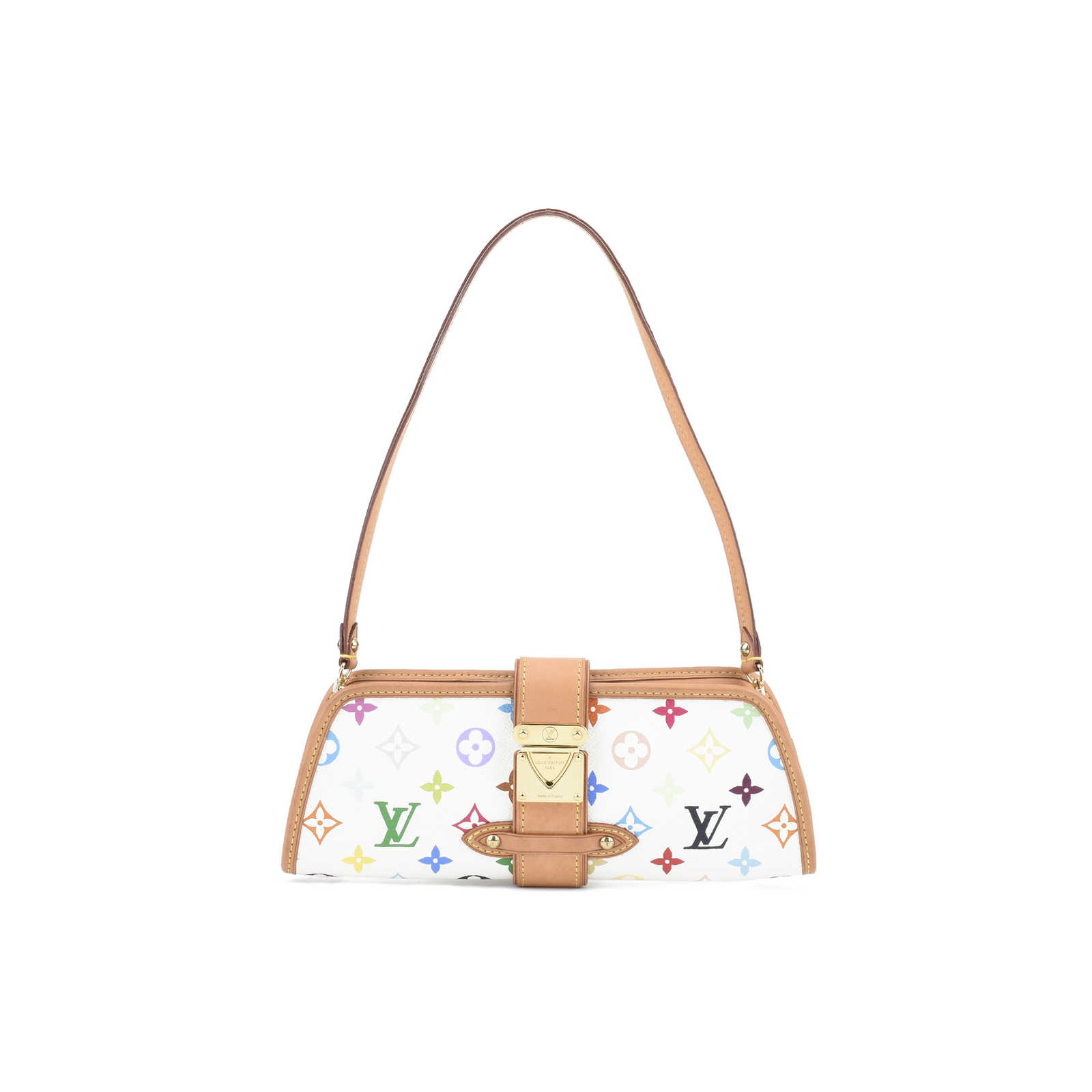 Tap to expand · Authentic Second Hand Louis Vuitton Shirley Monogram Bag  (PSS-420-00018) ... 64cce8a3f6da6
