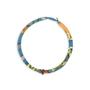 Authentic Second Hand Hermès Petit H Plissé Silk Necklace (PSS-420-00029) - Thumbnail 0