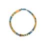 Authentic Second Hand Hermès Petit H Plissé Silk Necklace (PSS-420-00029) - Thumbnail 1