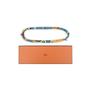 Authentic Second Hand Hermès Petit H Plissé Silk Necklace (PSS-420-00029) - Thumbnail 4