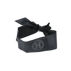 Hermes lambskin perforated belt 2?1514884915