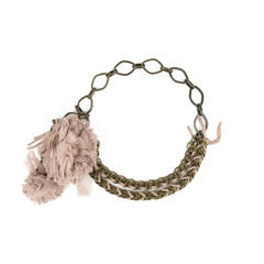 Lanvin chain pompom necklace 2?1514952684