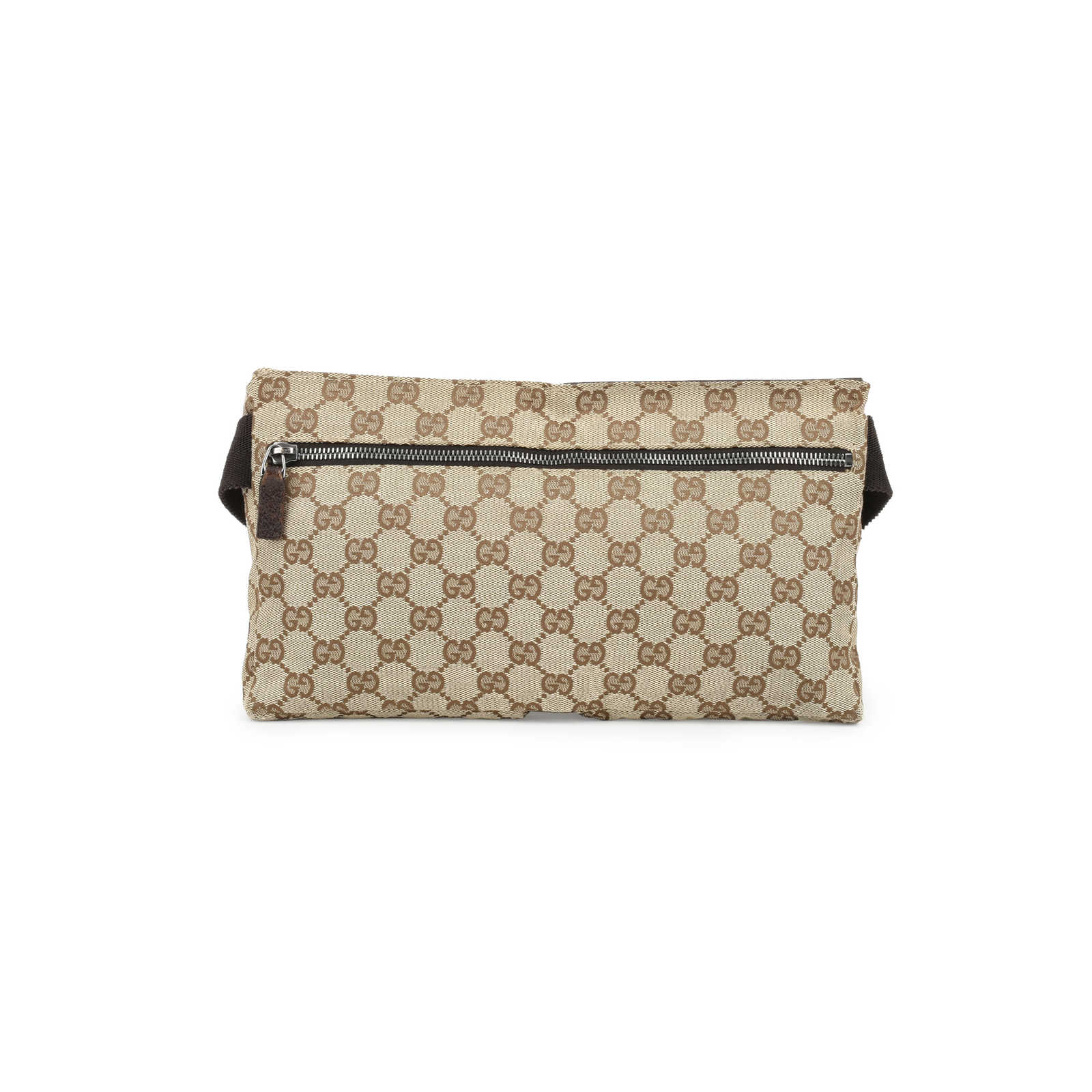 4171d4be8db ... Authentic Second Hand Gucci Monogram Belt Bag (PSS-436-00006) -  Thumbnail ...