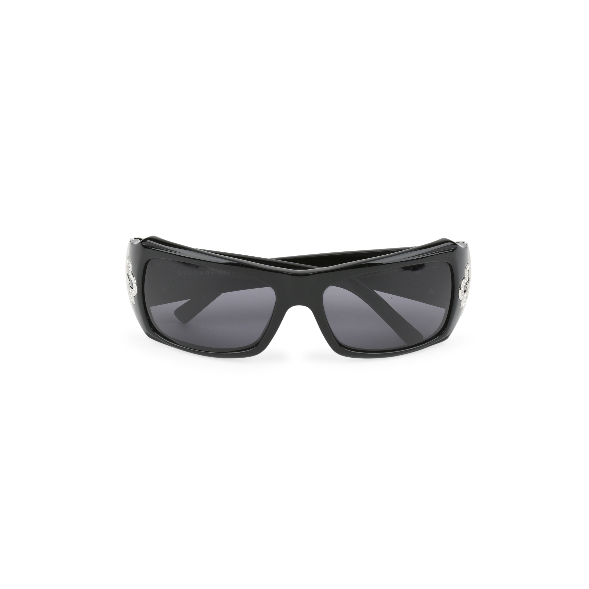 2a228b39b850 Authentic Second Hand Bulgari Jeweled Sunglasses (PSS-436-00024 ...