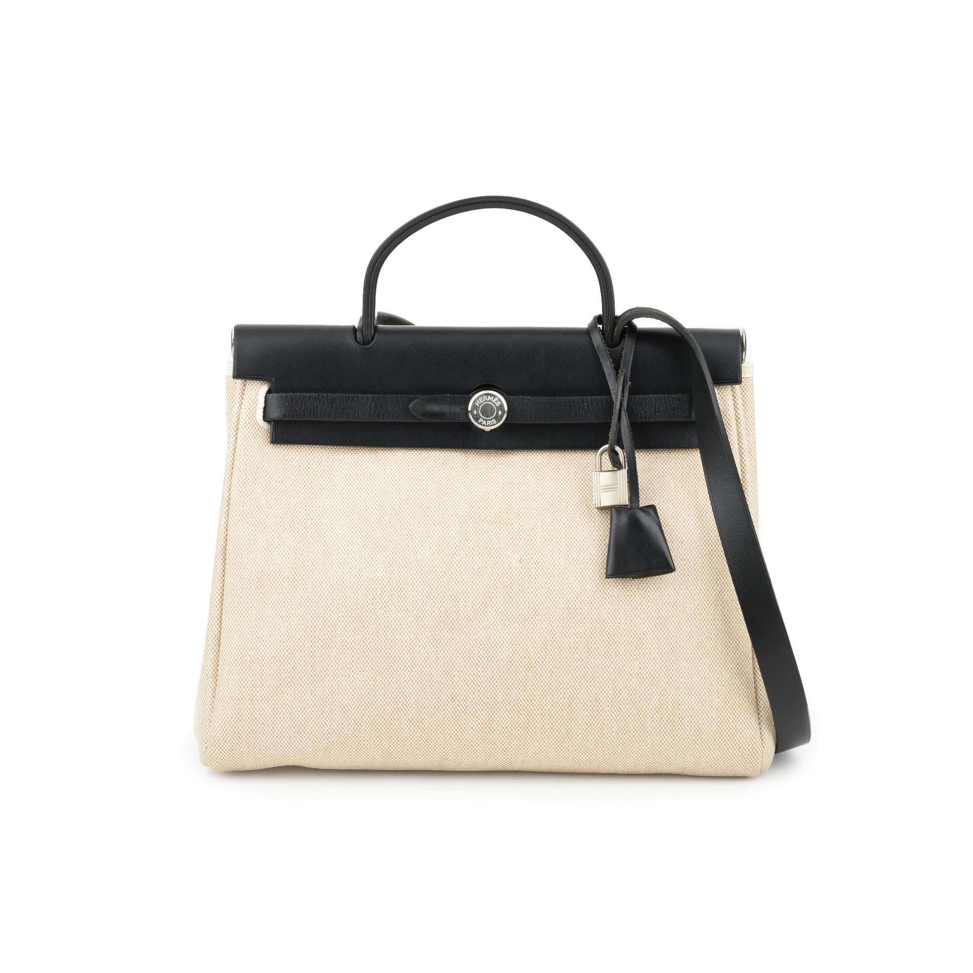 02d7085b1c16 Authentic Second Hand Hermès Herbag PM (PSS-355-00022)