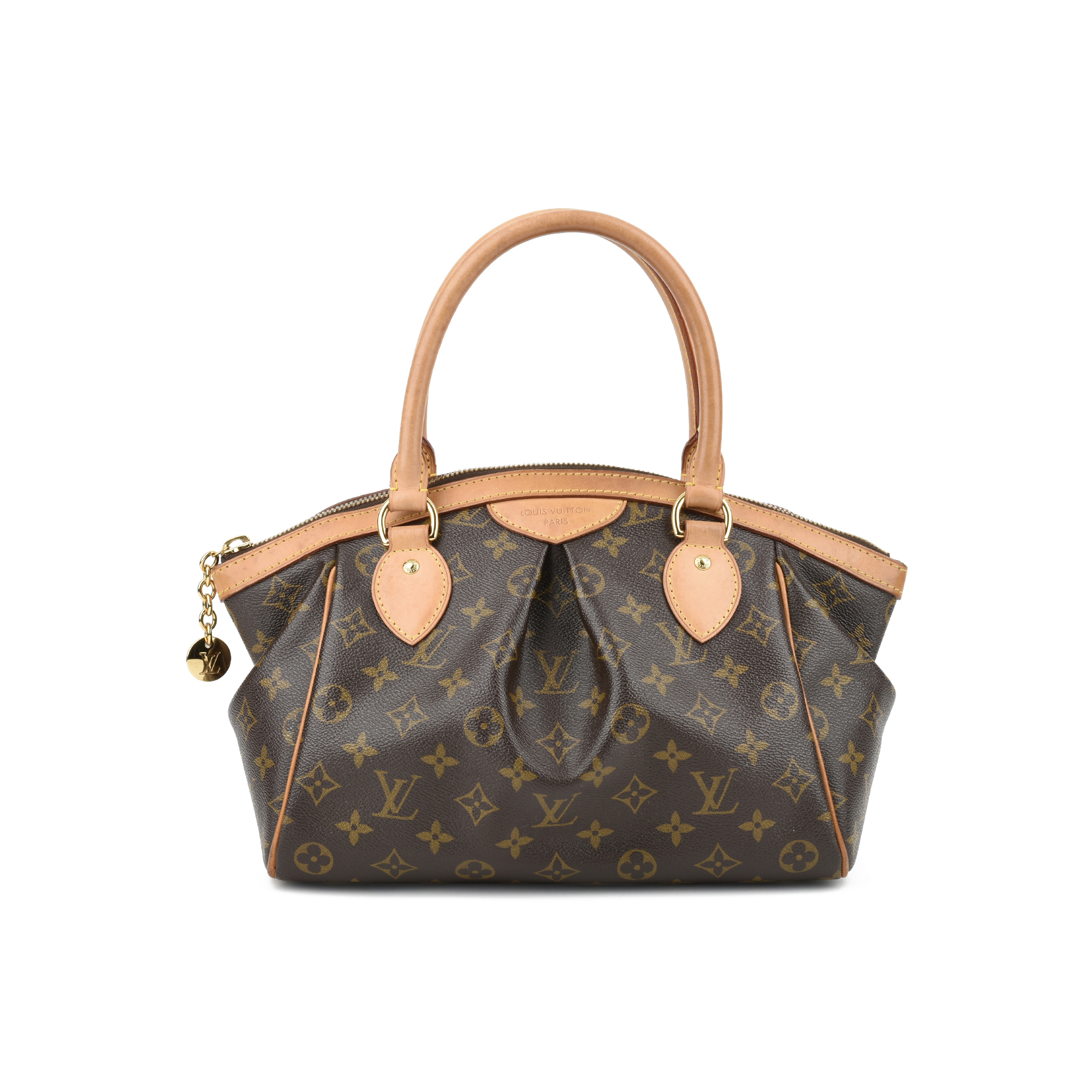 Authentic Second Hand Louis Vuitton Tivoli Monogram Bag