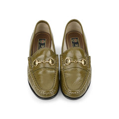 Patent Horsebit Loafers