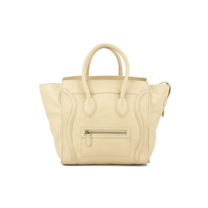 Authentic Second Hand Céline Mini Luggage Bag (PSS-425-00003)