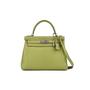Authentic Pre Owned Hermès Vert Anis Chevre Mysore Kelly 28 (PSS-075-00081) - Thumbnail 0
