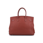 Authentic Second Hand Hermès Brique Togo Birkin 35 (PSS-075-00082) - Thumbnail 2
