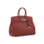 Authentic Second Hand Hermès Brique Togo Birkin 35 (PSS-075-00082) - Thumbnail 1