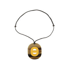 Hermes fidelio pendant gm yellow 2?1515390886