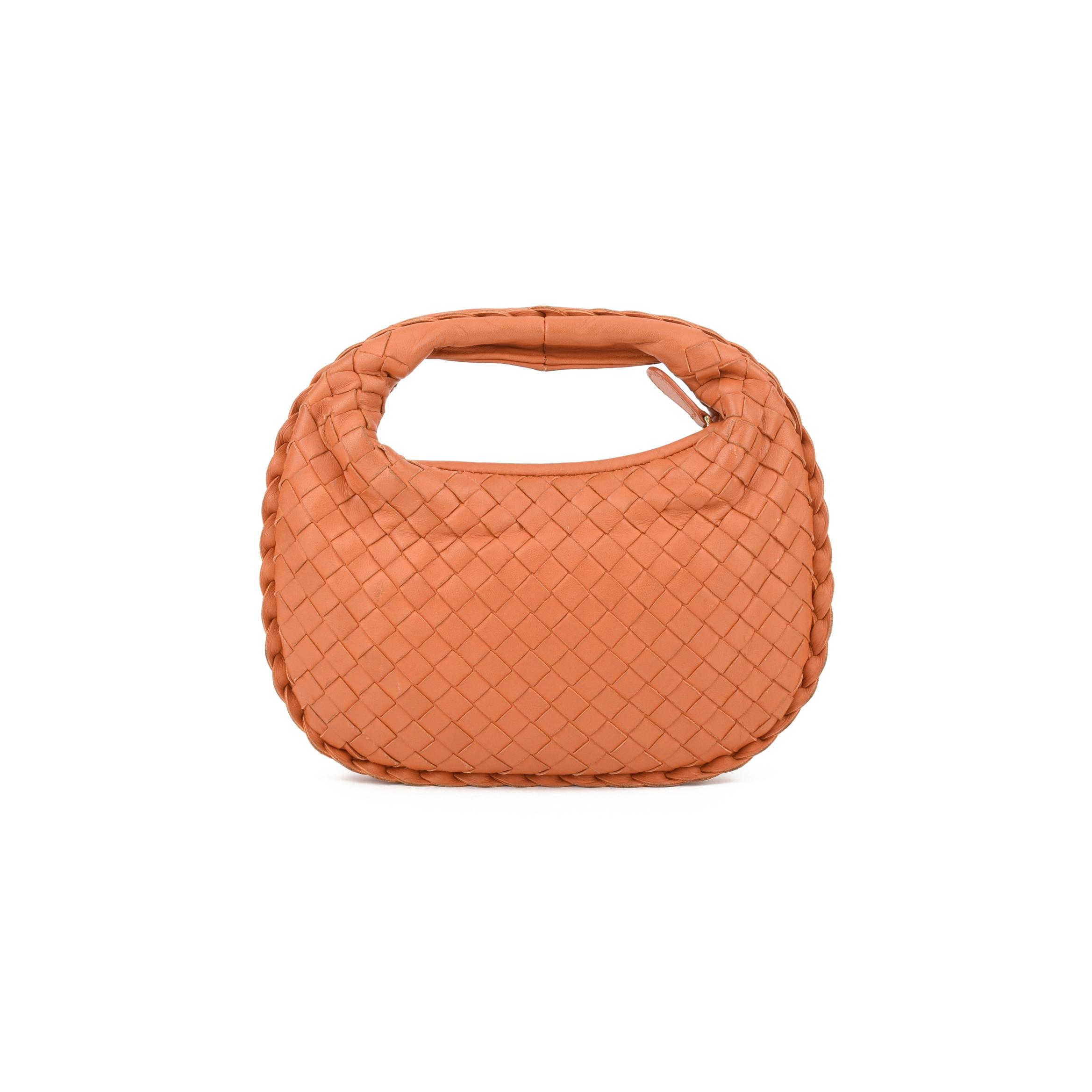 72651e880fcf Authentic Second Hand Bottega Veneta Intrecciato Mini Hobo Bag  (PSS-126-00045)