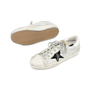 """Authentic Second Hand Golden Goose Deluxe Brand """"Super Star"""" Low Sneakers (PSS-200-00929) - Thumbnail 3"""
