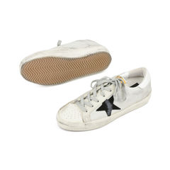 Golden goose deluxe brand super star low sneakers 2?1516001393