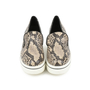 Authentic Second Hand Stella McCartney Python-Print Platform Loafers (PSS-200-00931) - Thumbnail 0