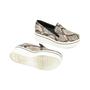 Authentic Second Hand Stella McCartney Python-Print Platform Loafers (PSS-200-00931) - Thumbnail 4
