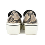 Authentic Second Hand Stella McCartney Python-Print Platform Loafers (PSS-200-00931) - Thumbnail 4