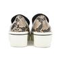 Authentic Second Hand Stella McCartney Python-Print Platform Loafers (PSS-200-00931) - Thumbnail 2
