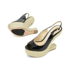 Paloma barcelo cut out slingback wedges 2?1516001810