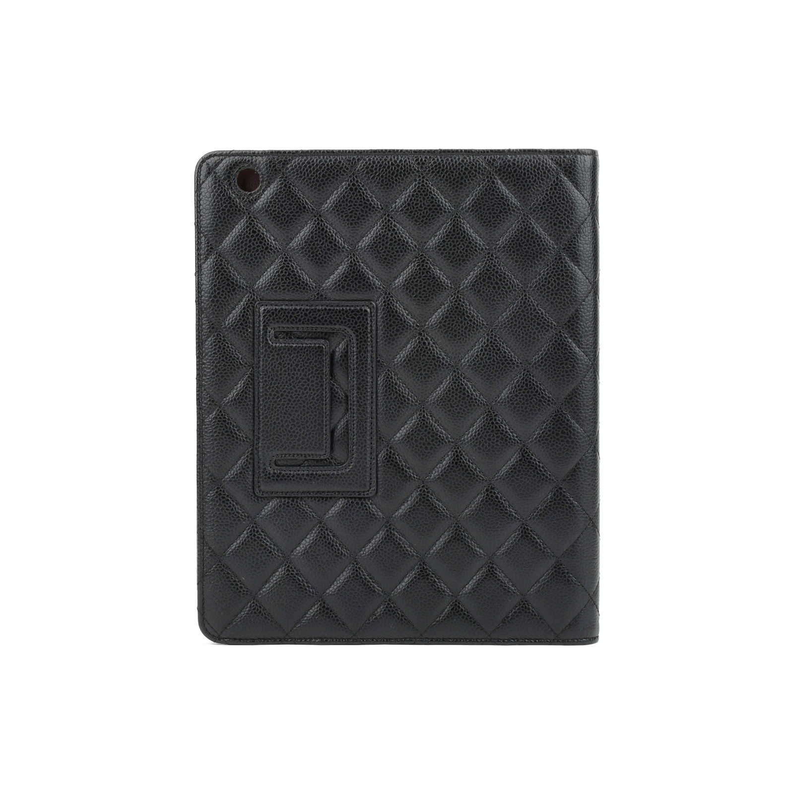 1571bb275f43 ... Authentic Second Hand Chanel Caviar Ipad Case (PSS-051-00280) -  Thumbnail ...