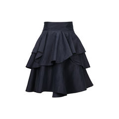 Giorgio armani tiered skirt 2?1516003913