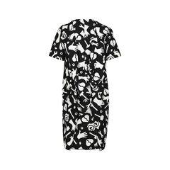 Karen walker hammer and glove crepe dress 2?1516006864