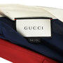 Authentic Second Hand Gucci Silk Embroidered Ruffle Blouse (PSS-051-00302) - Thumbnail 2