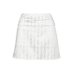 Chainlink Logo Stretch Skirt