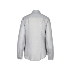 Burberry silk cotton shirt 2?1516169586