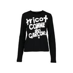 Tricot Commes Des Garcons Sweater