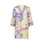 Authentic Second Hand Emilio Pucci Lace-Up Mini Dress (PSS-200-00728) - Thumbnail 0