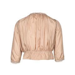 Tsumori chisato silk blouse 2?1516259583