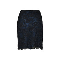 Dkny beaded lace skirt 2?1516262528