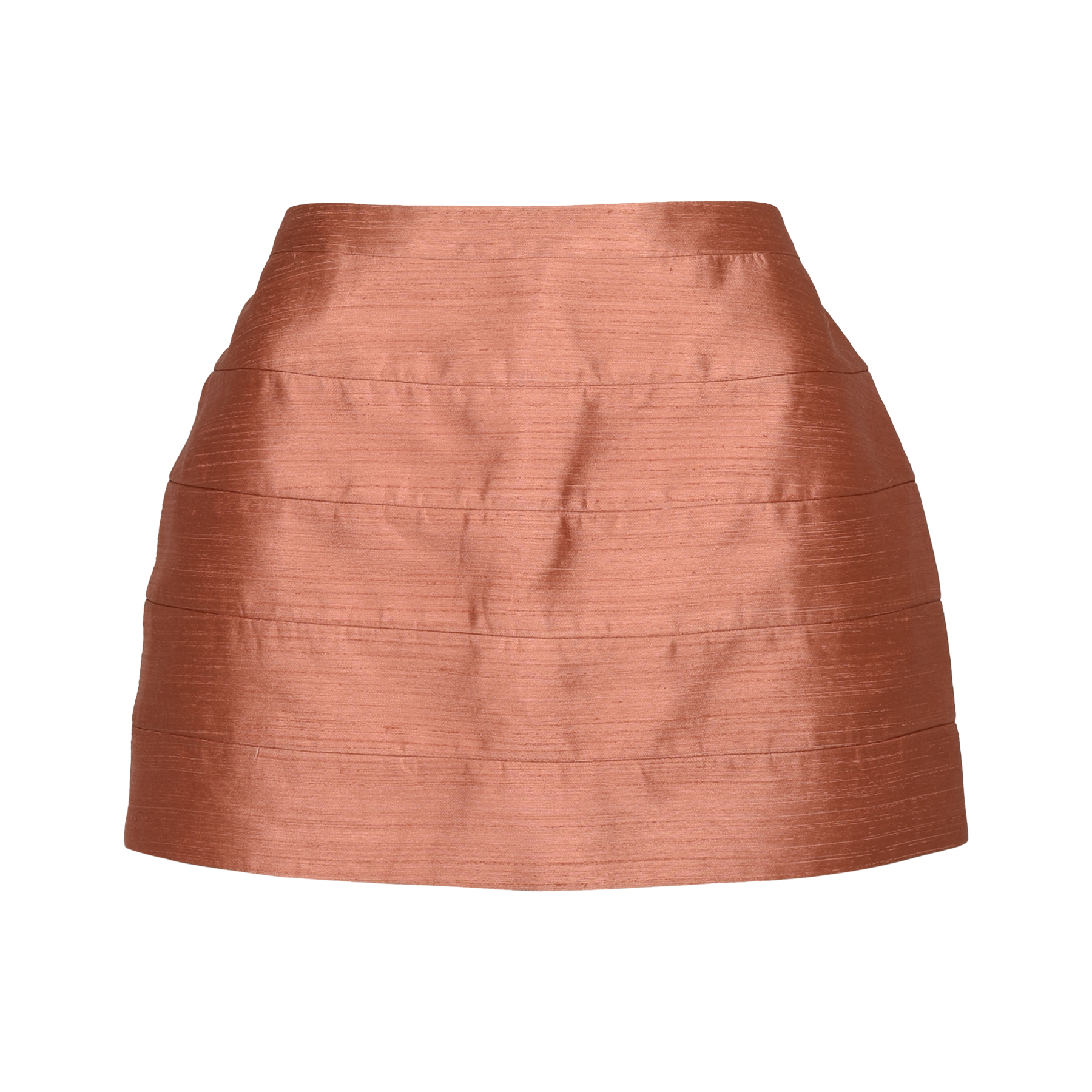 19f4a7051b Authentic Second Hand Balenciaga Shantung Silk Mini Skirt (PSS-343-00020) -  THE FIFTH COLLECTION