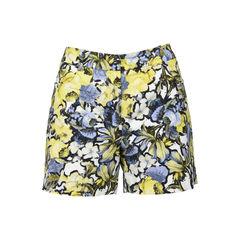 Emi Crepe Shorts